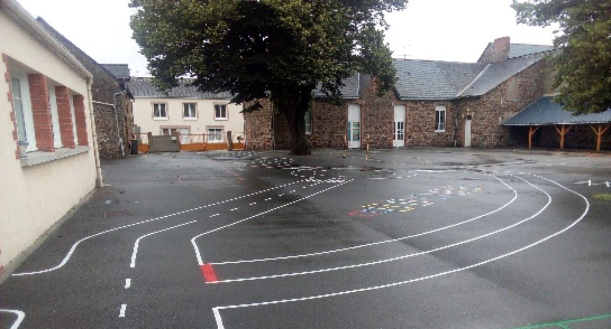 ECOLE SAINTE LAURA MONTOYA – Saint Aubin des Châteaux